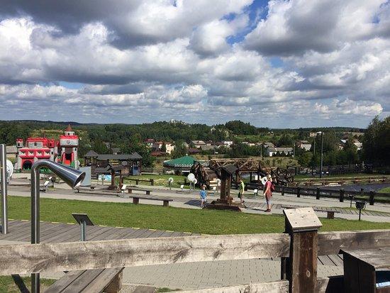 Ogrodzieniec Theme Park