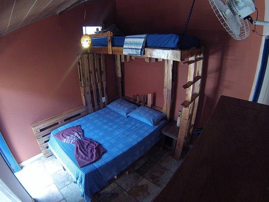 Hostel - Albergue de Lencois Backpackers: quarto privativo
