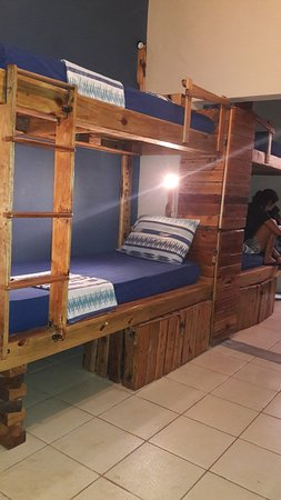 Hostel - Albergue de Lencois Backpackers: quarto coletivo