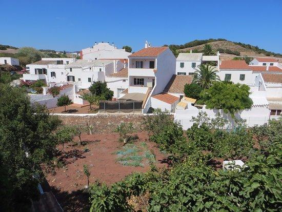 Mercadal, Spain: veduta dalla terrazza