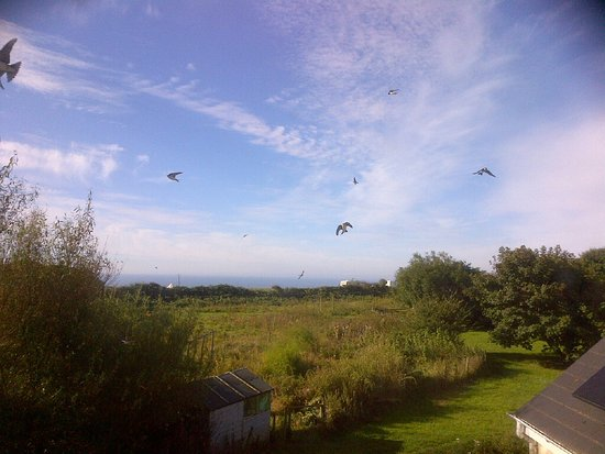 East Prawle, UK: that view . . .
