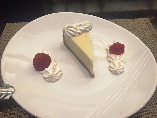 Miami Springs, FL: Cheesecake