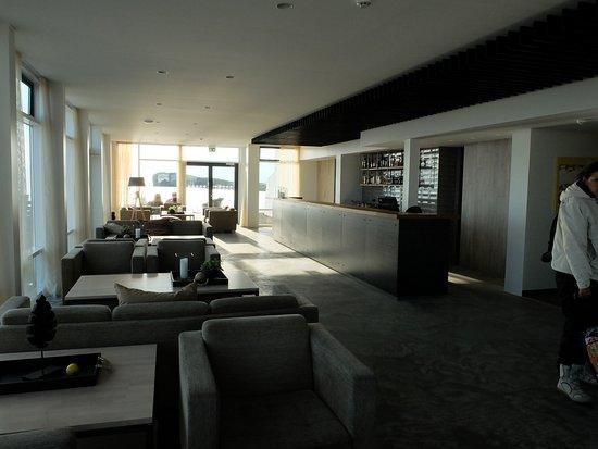 Hotel Edda Hofn: Lobby / Reception