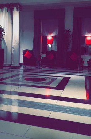 Blythswood Square: lobby