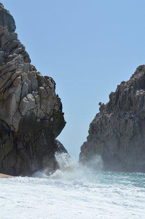 Pueblo Bonito Los Cabos: Pacific side - Divorce Beach