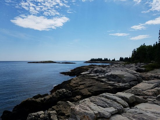 Georgetown, ME: A wonderful day at the beach