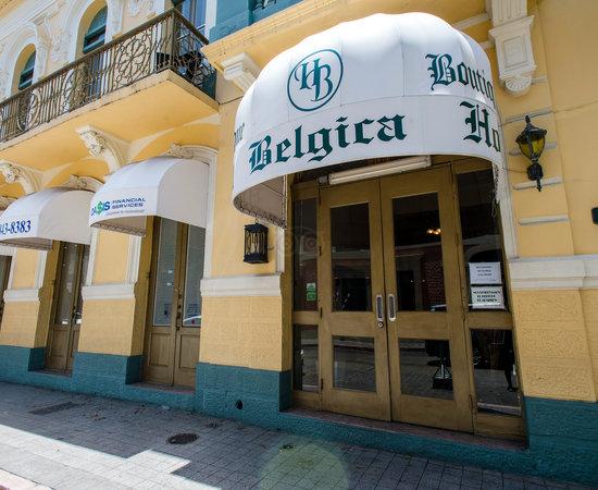 Hotel belgica desde ponce puerto rico opiniones y comentarios hotel tripadvisor - Hoteles en ponce puerto rico ...