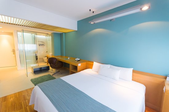Rochester M Hotel: Habitacion Deluxe