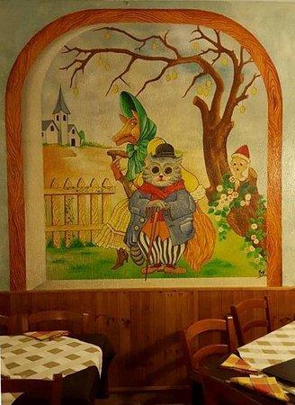 Melzo, Italia: Panoramica del ristorante