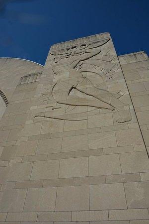 Cincinnati Museum Center at Union Terminal: Front of Museum