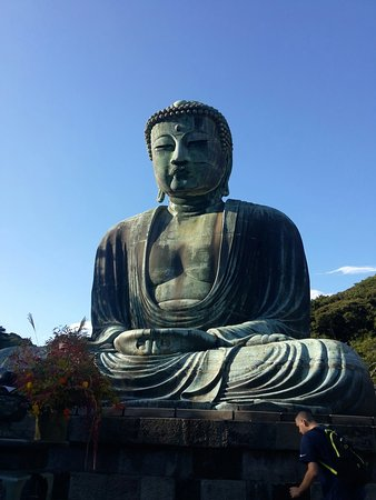 Side trips from Tokyo: Great Buddha statue (Daibutsu) in Kamakura