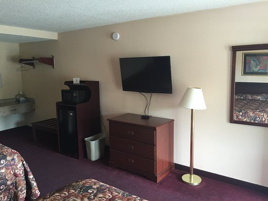 West Point, VA: Room Amenities