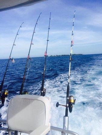 Placencia, Belize: Deep Blue Charters