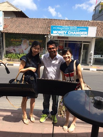 Kerobokan, Endonezya: My First Javanese Client