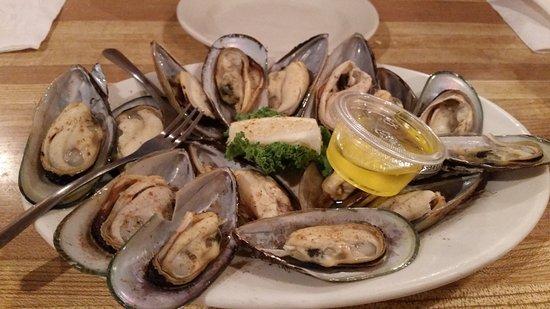Voorhees, NJ: New Zealand Mussels