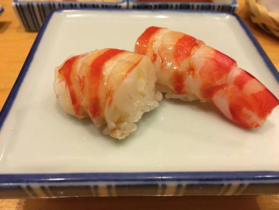Ginza Sushiko Honten: Nigiri