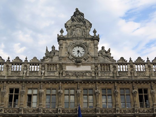 Town Hall of Valenciennes