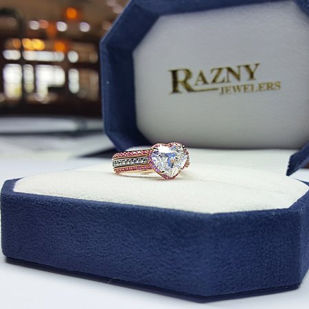 Highland Park, IL: Custom rings