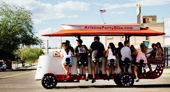‪Arizona Party Bike‬