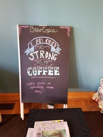 Brewtopia Coffee