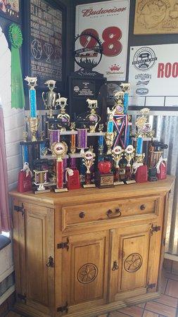 Σέρμαν, Τέξας: Plenty of awards.