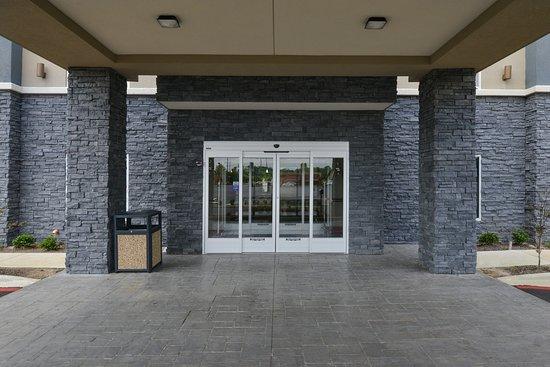 Horn Lake, MS: Entrance