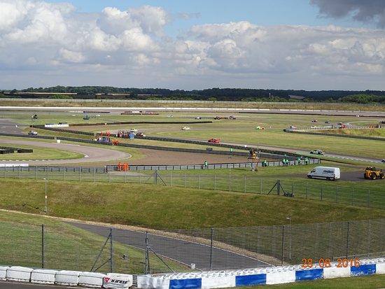 Rockingham Motor Speedway: Rockingham Race Track