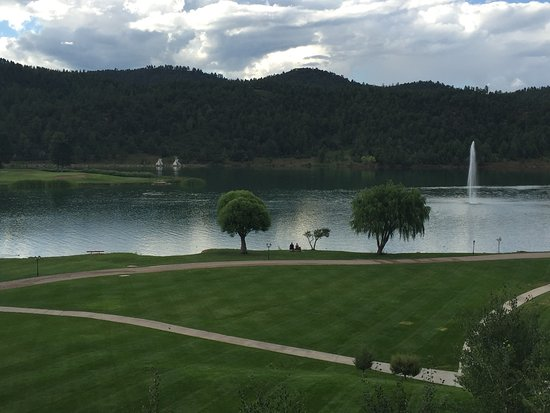 Inn of the Mountain Gods Resort & Casino: View from Room