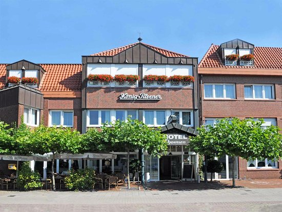 Delmenhorst, Germania: Hotel Restaurant Thomsen