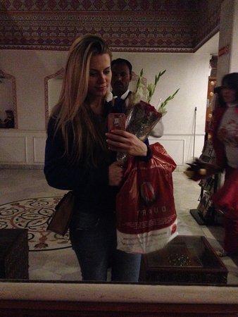 Grand Sartaj Hotel: Мы прибыли в отель