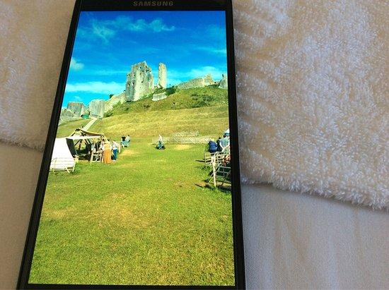 Corfe Castle, UK: photo6.jpg