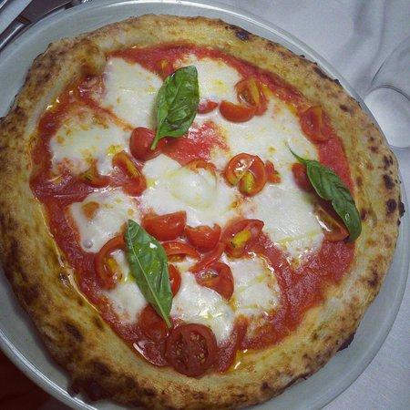 Torre Annunziata, Italia: Pizza dop