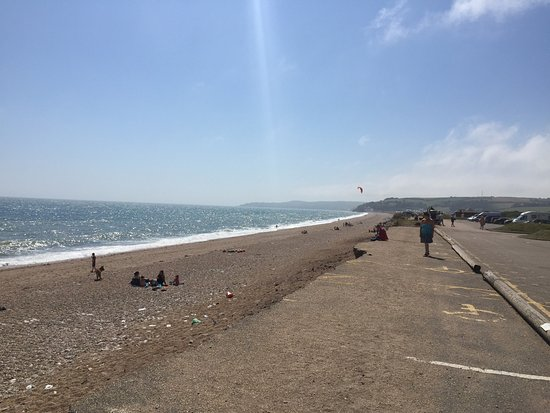 Slapton, UK: Beach View