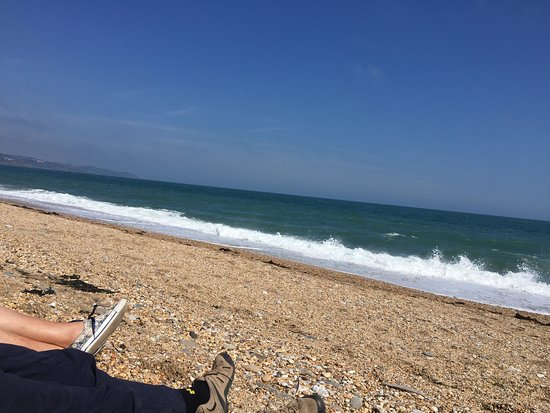 Slapton, UK: Beach