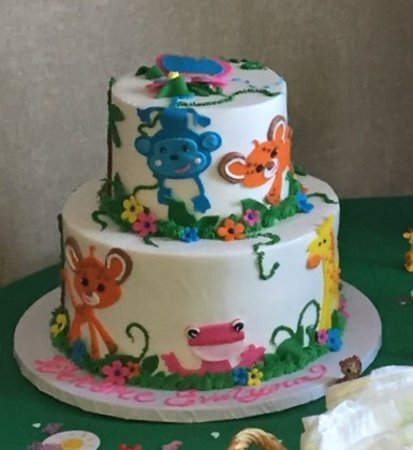 Oakmont, PA: Custom Made Cake