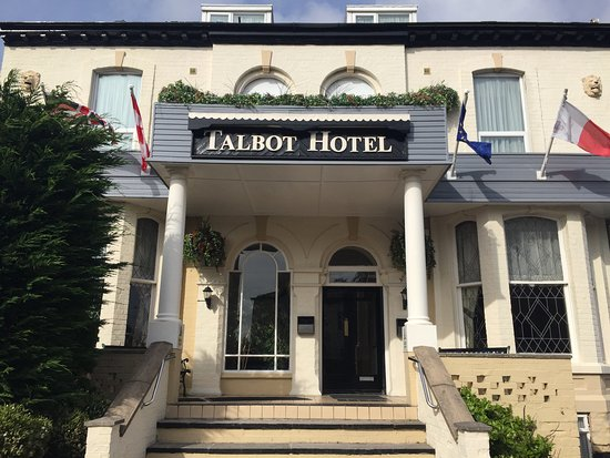 The Talbot Hotel: Hotel
