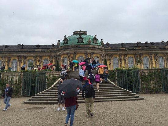 Sanssouci Palace: Sanssouci