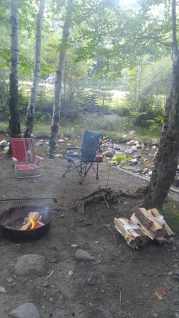 Lost River Valley Campground: Site 72
