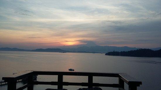 Pulau Gaya Bild