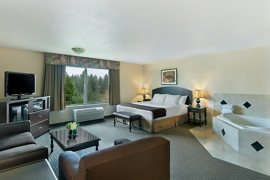 Spokane Valley, Etat de Washington : Oxford Premium Suite