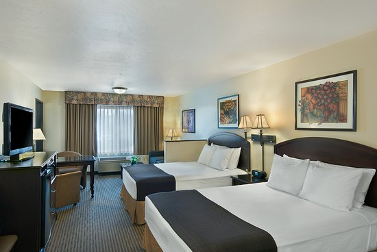 Spokane Valley, Etat de Washington : Family Suite