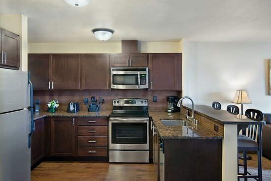 Spokane Valley, Etat de Washington : Extended Stay Suite