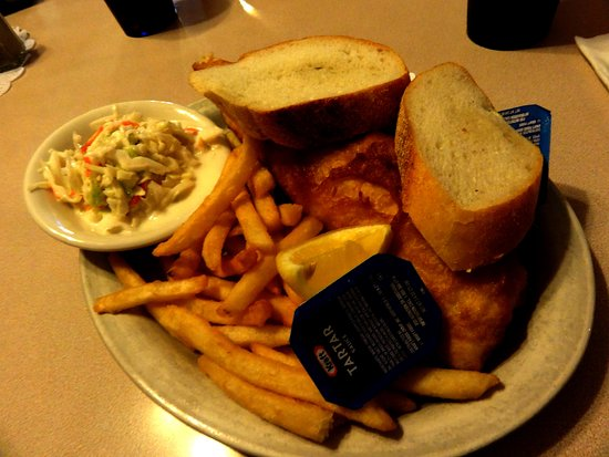 Albion, estado de Nueva York: Fish Fry