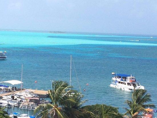 Hotel foto di sol caribe sea flower hotel san andres for Sol caribe sea flower san andres