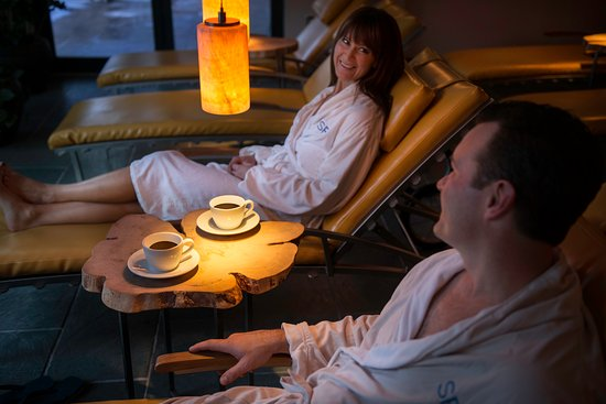 Vail Mountain Lodge: A place to relax at our Spa