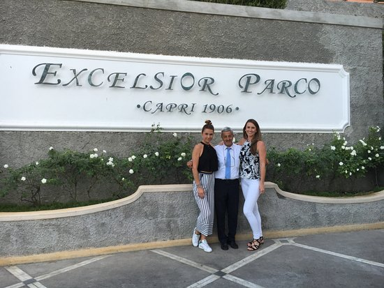 Hotel Excelsior Parco Photo
