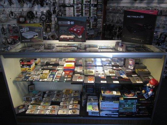 "Canton, NC: our ""collectors "" case"