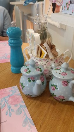 The Tea Terrace At House Of Fraser