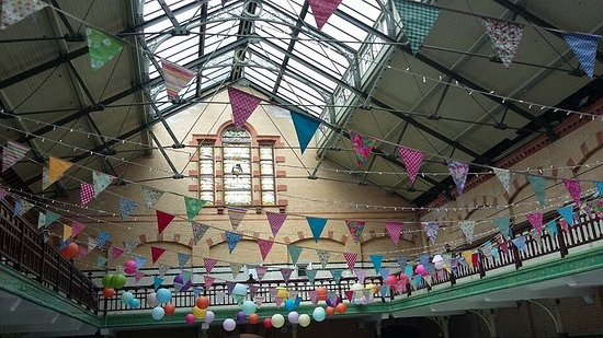 Victoria Baths: Stunning wedding venue