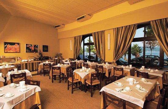 Hotel Giardino: sala colazione